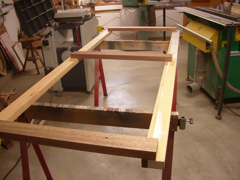 "fabrication porte de cuisine style "" verrière "" Imgp6621"