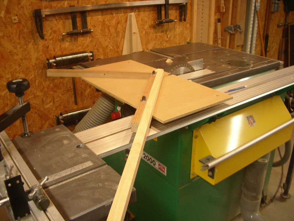 "fabrication porte de cuisine style "" verrière "" Imgp6643"