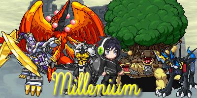 Nexus Digimon Millen10