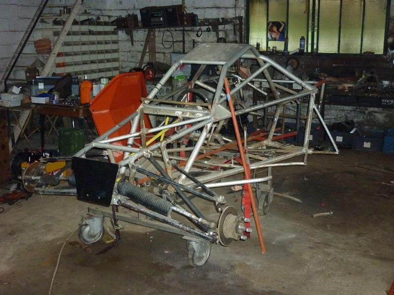 chassis tonero  Forum110