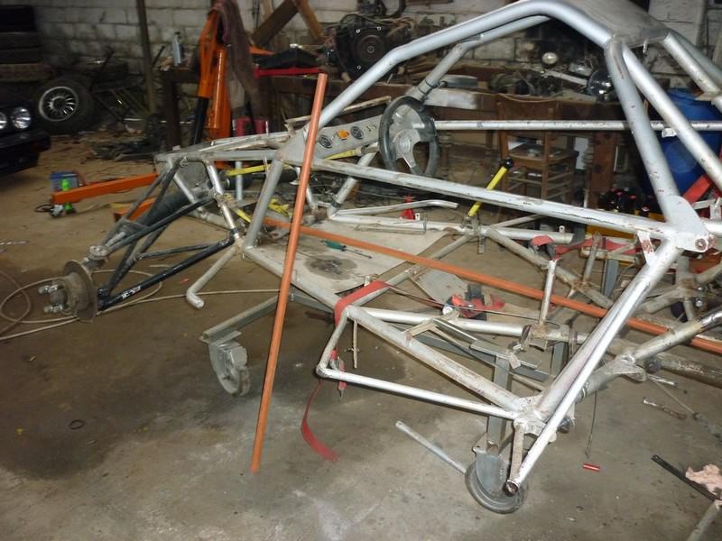 chassis tonero  Forum210