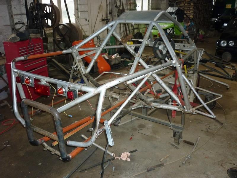 chassis tonero  Forum410