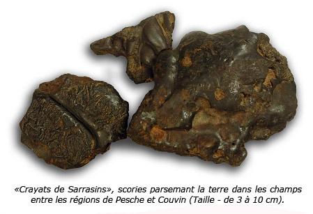 Images de minerais naturels bruts divers Crayat10