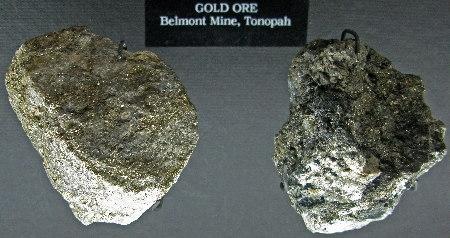 Images de minerais naturels bruts divers Goldor10