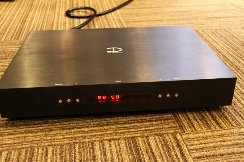 Densen -B110 Integrated Amp. (sold) Densen13