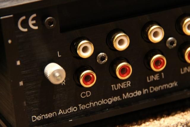 Densen -B110 Integrated Amp. (sold) Densen15