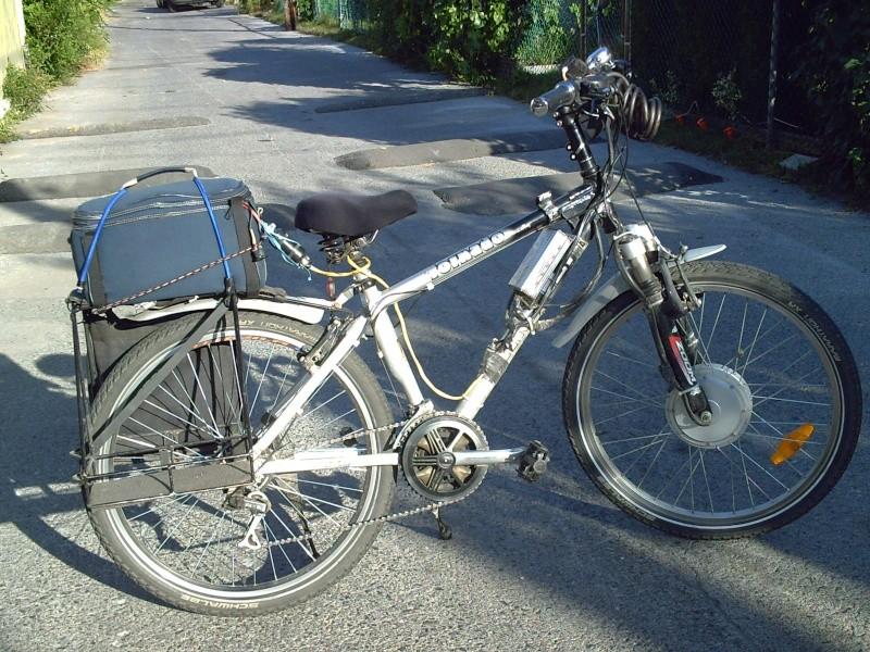 photo de mon vélo électrique très performant Pict0011