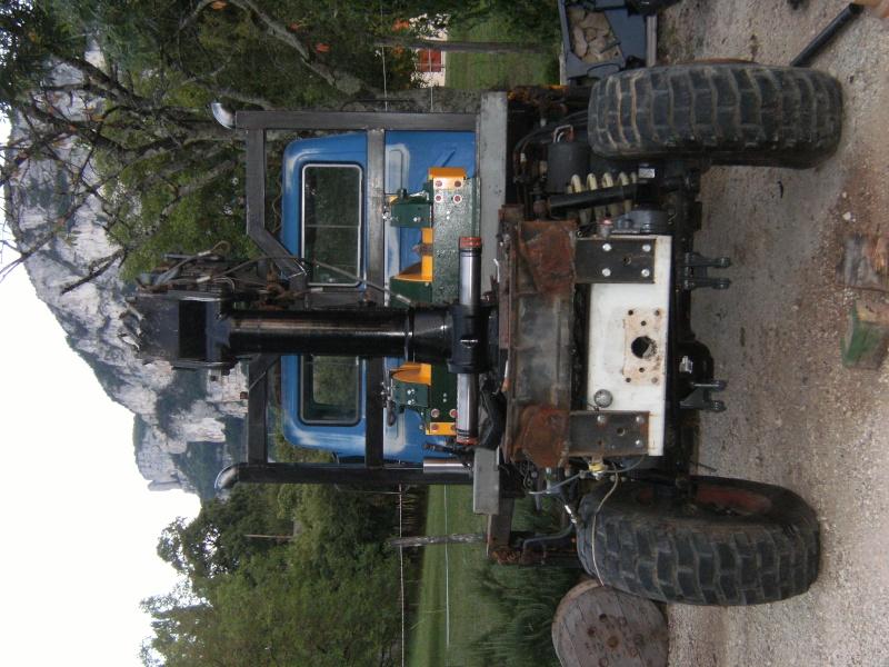 montage de treuil sur mb trac - Page 7 Photo280