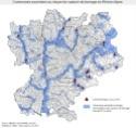 Cartes des risques : Rhône Alpes Zone_b10
