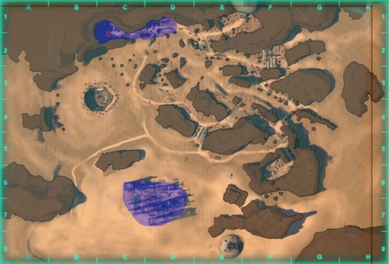 Desert componet Drops Gamap111