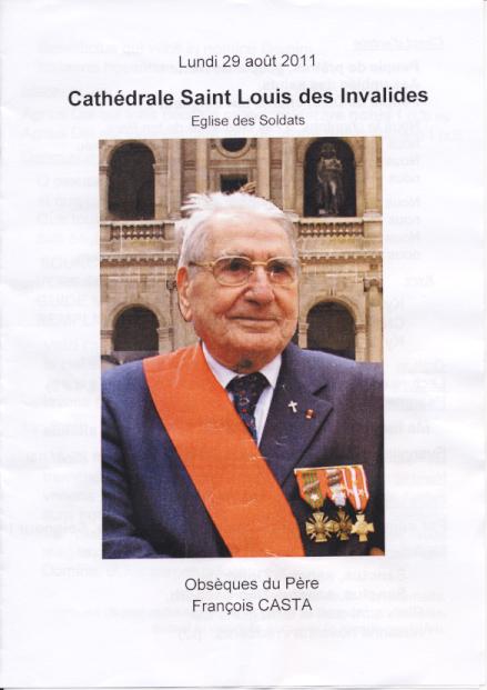 Le père Casta, Aumonier, officier parachutiste n'est plus  Casta_10