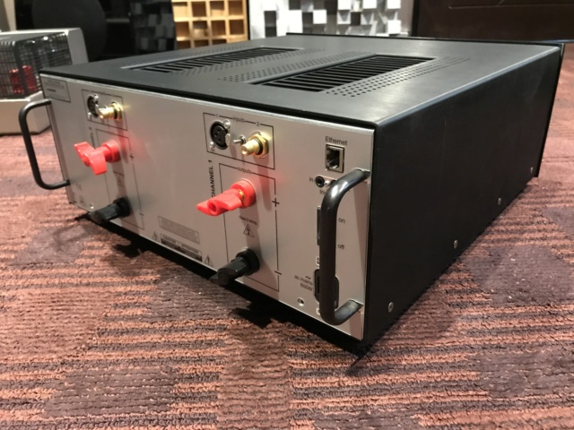 Mark Levinson 532H stereo power amp F0584d10