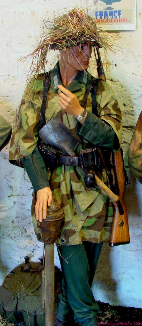 Heer Waffen - PONCHO ZELTBAHN Eclat_10
