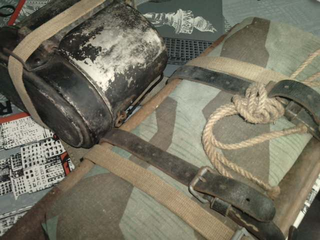 Heer Waffen - PONCHO ZELTBAHN P1902110