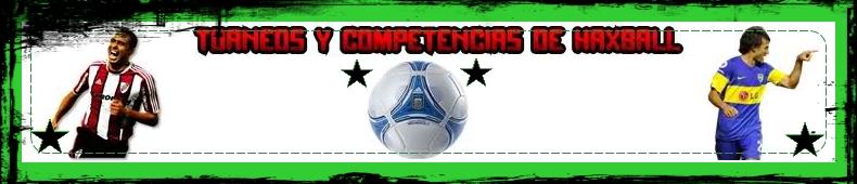 Torneos Y Competencias de Haxball