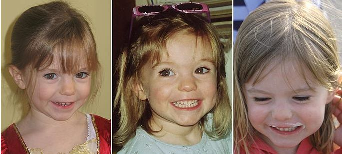 Why have the McCanns lied about Maddie's coloboma for 4 years? Sun11311