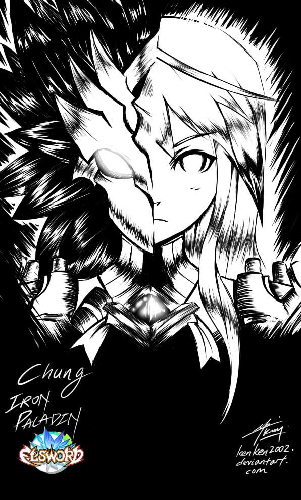 Chung Fan Art Thread Elswor12