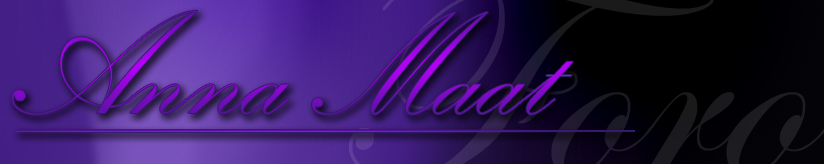 Anna Maat - Official Web