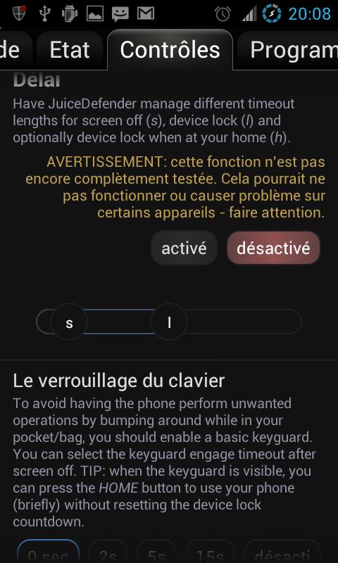 [tuto] Apllication juice defender ultimate Screen26