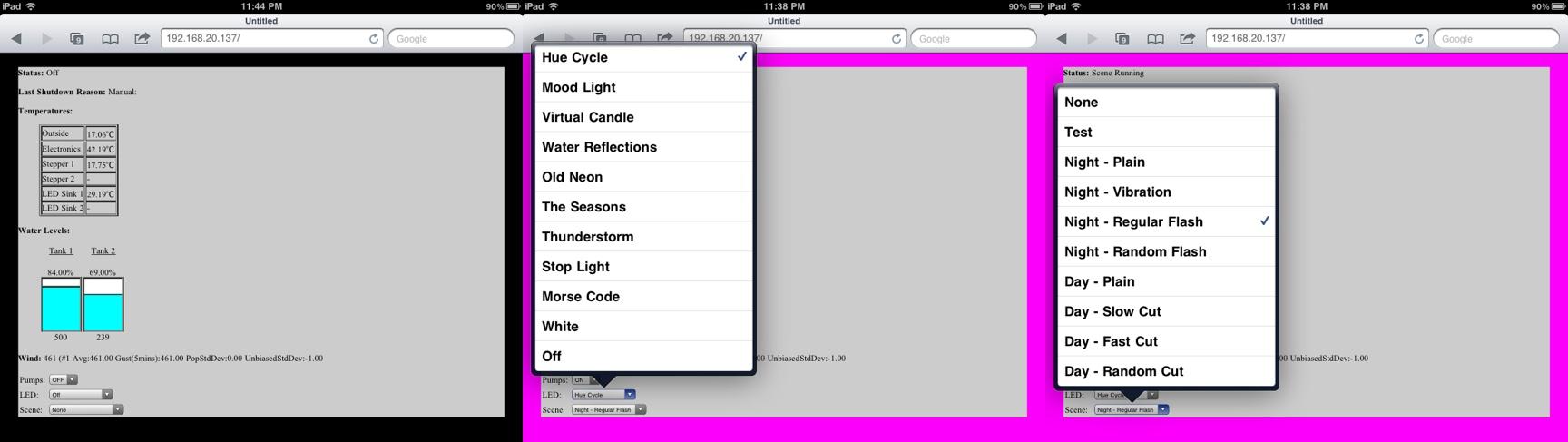 Jetty's Wifi Web Based Laminar Jet Project Screen14