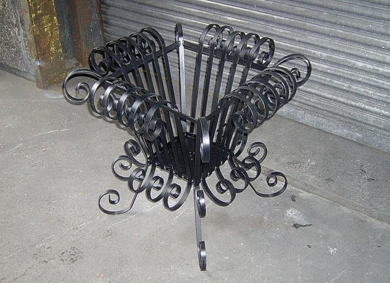 Weitere selbst gebaute Metallobjekte Feuerk12