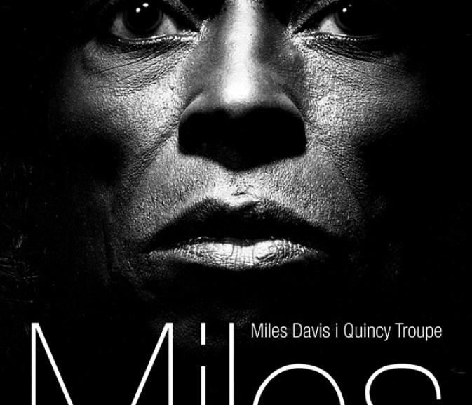 "Miles Davis i Quincy Troupe - ""Miles / Autobiografija"" Davis_10"