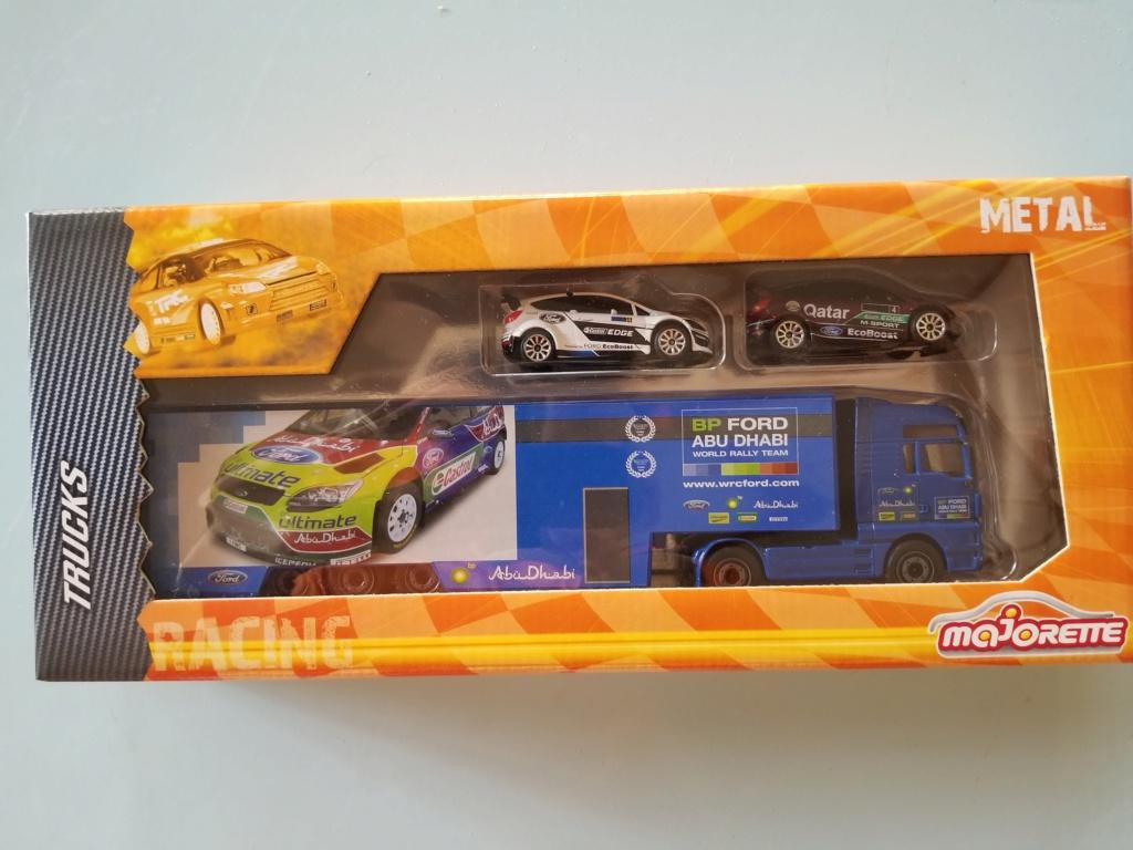 N°3097 Porte Auto MAN TGX Série RACING   Camion10
