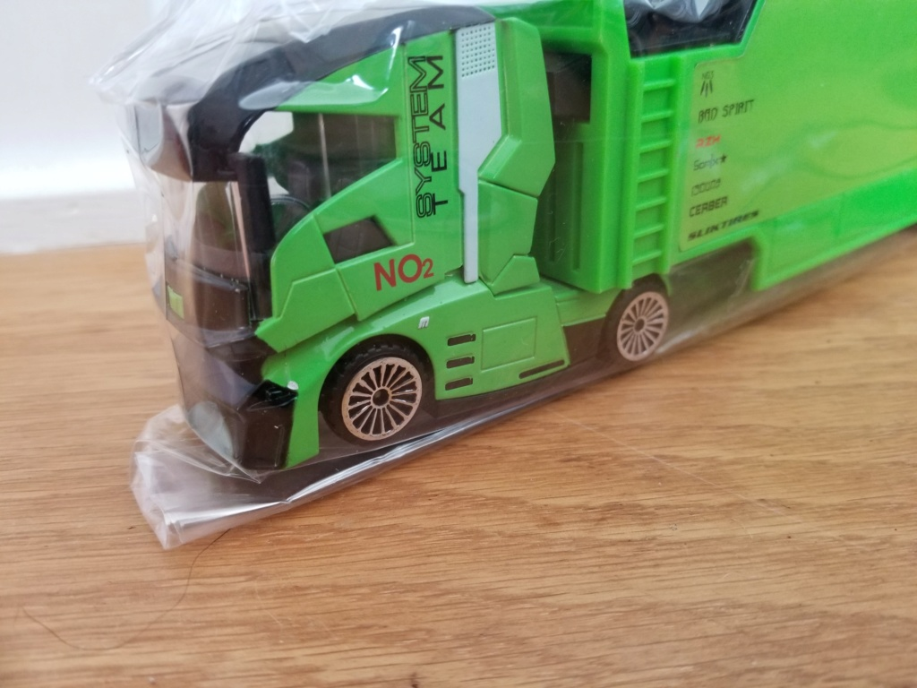 N°3065 / 3C93 Future Truck - Transport Voiture NO2 Majo_f10