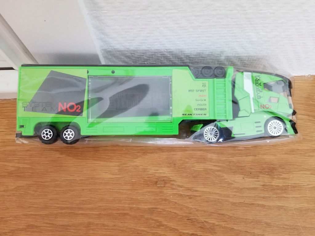 N°3065 / 3C93 Future Truck - Transport Voiture NO2 Majo_f11