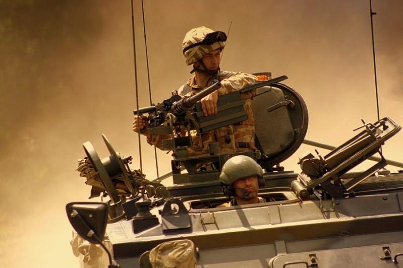 British troops in Afghanistan Image016