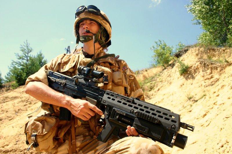 British troops in Afghanistan Img01710