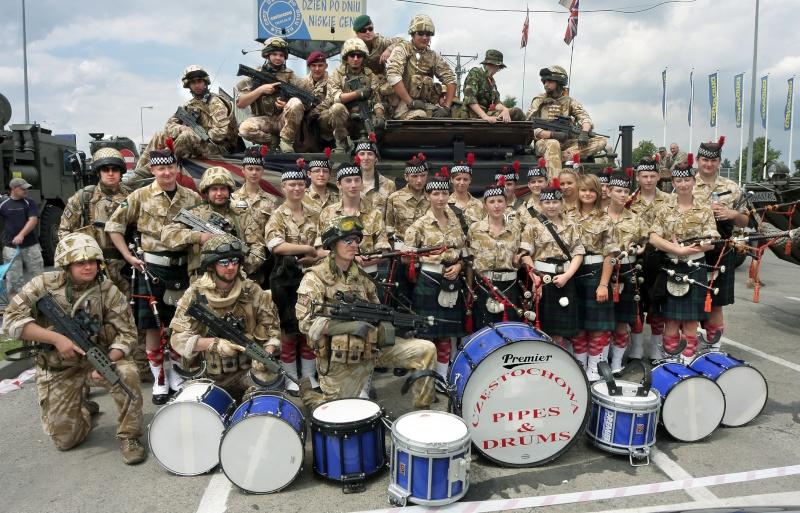 British troops in Afghanistan Op_20110