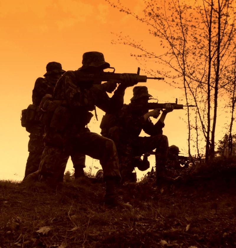 British troops in Afghanistan P1060410