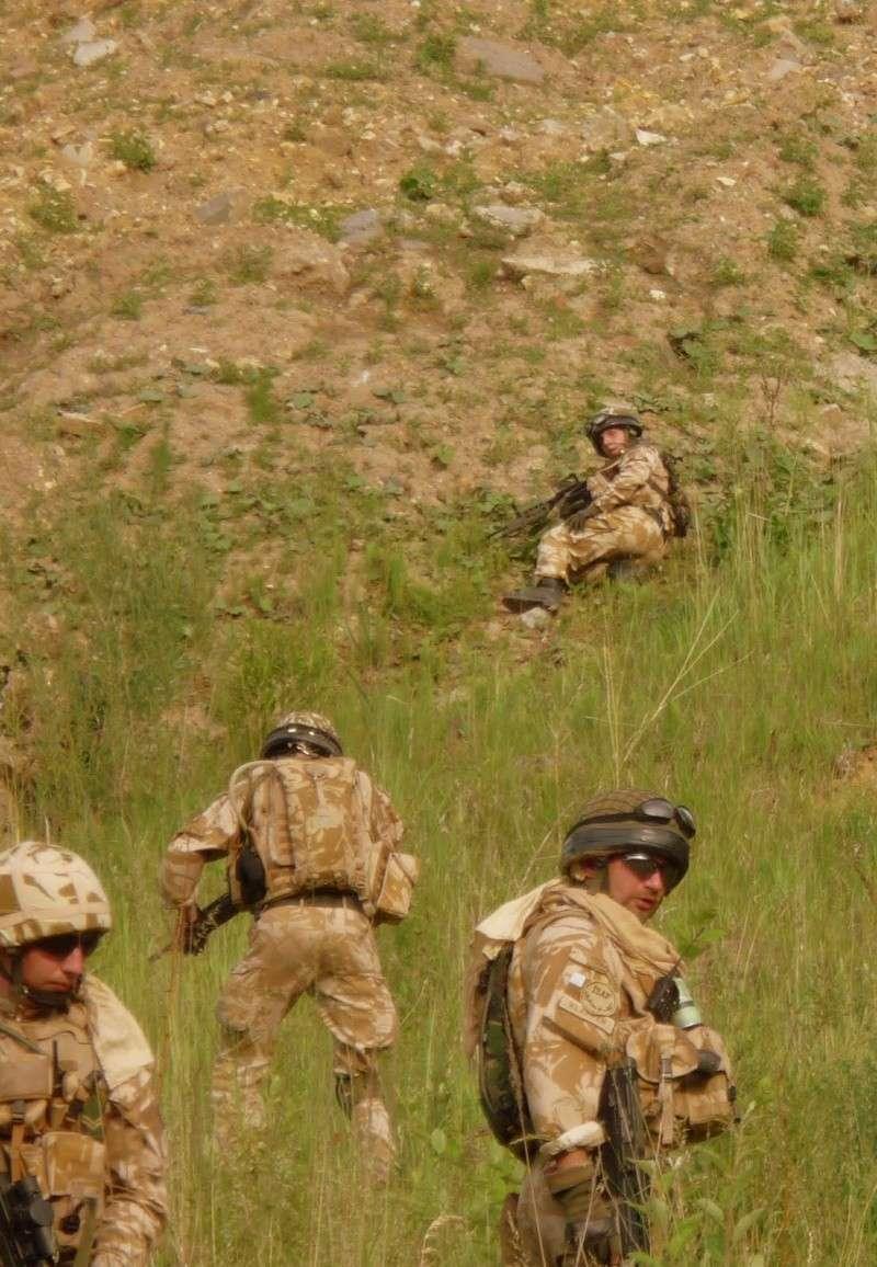 British troops in Afghanistan P1090910