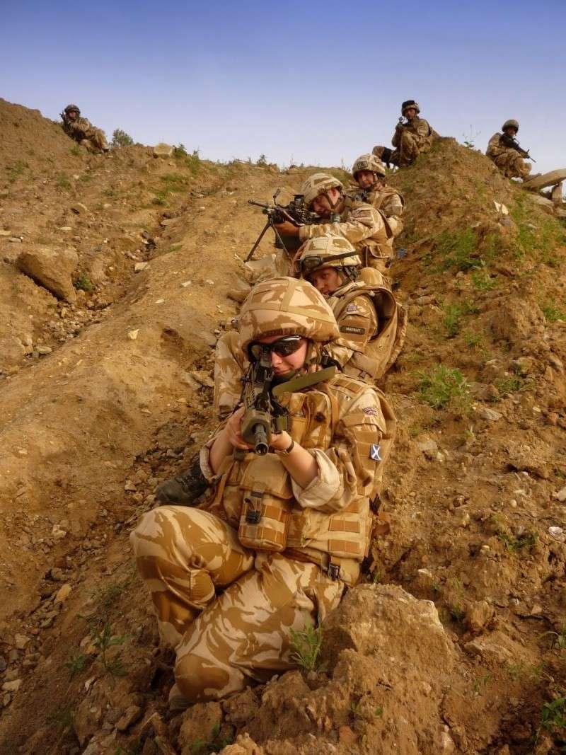 British troops in Afghanistan P1100010