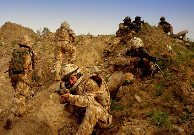 British troops in Afghanistan P1100011