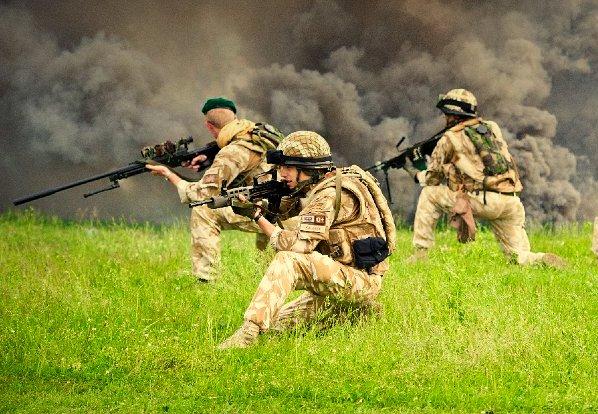 British troops in Afghanistan Sta_3310