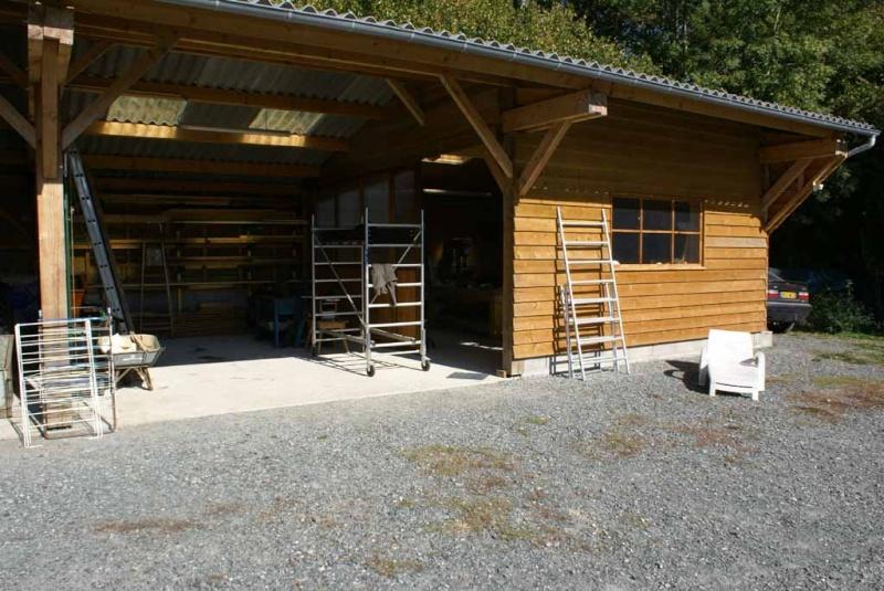 Mon atelier dans un petit coin de paradis Dsc06514