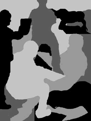 Assignment 7: Overlapping Silhouettes Due Feb 28 Nob410