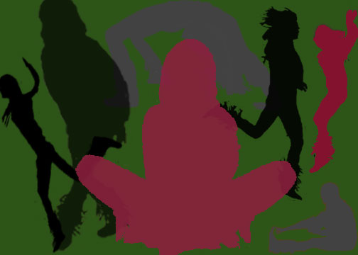 Assignment 7: Overlapping Silhouettes Due Feb 28 Ffffff10