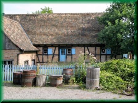 Village Alsacien reconstitué 110