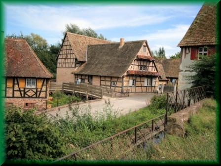Village Alsacien reconstitué 310