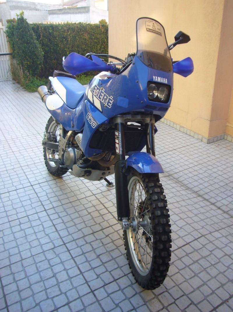 Mon xtz 660 au Maroc P1030211
