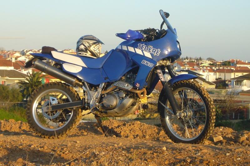 Mon xtz 660 au Maroc P1030610
