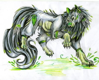 Beta Wolves Greenw10