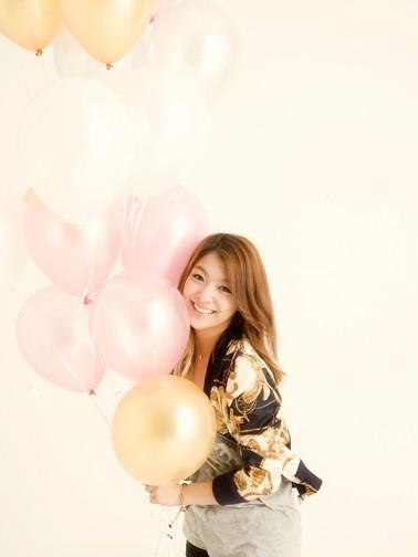 Krystal + Amber + Sulli + Luna +  Victoria = F(x) Luna_f10