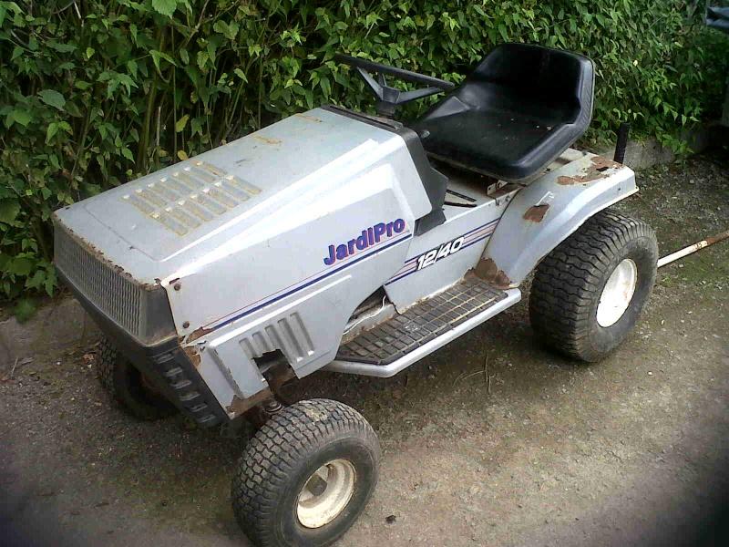 tracteur pelouse jardipro Img00213