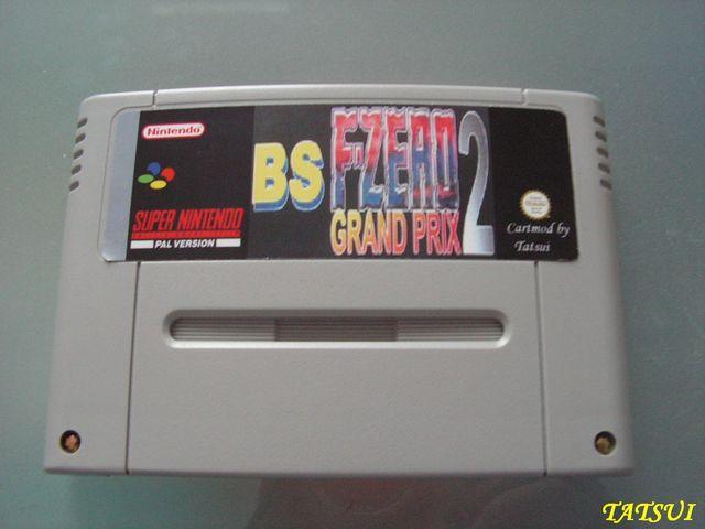 Mes réalisations, SNES: F zero Grand prix 2 Fzero010