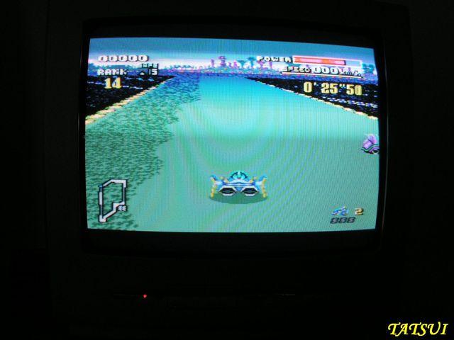 Mes réalisations, SNES: F zero Grand prix 2 Fzero012