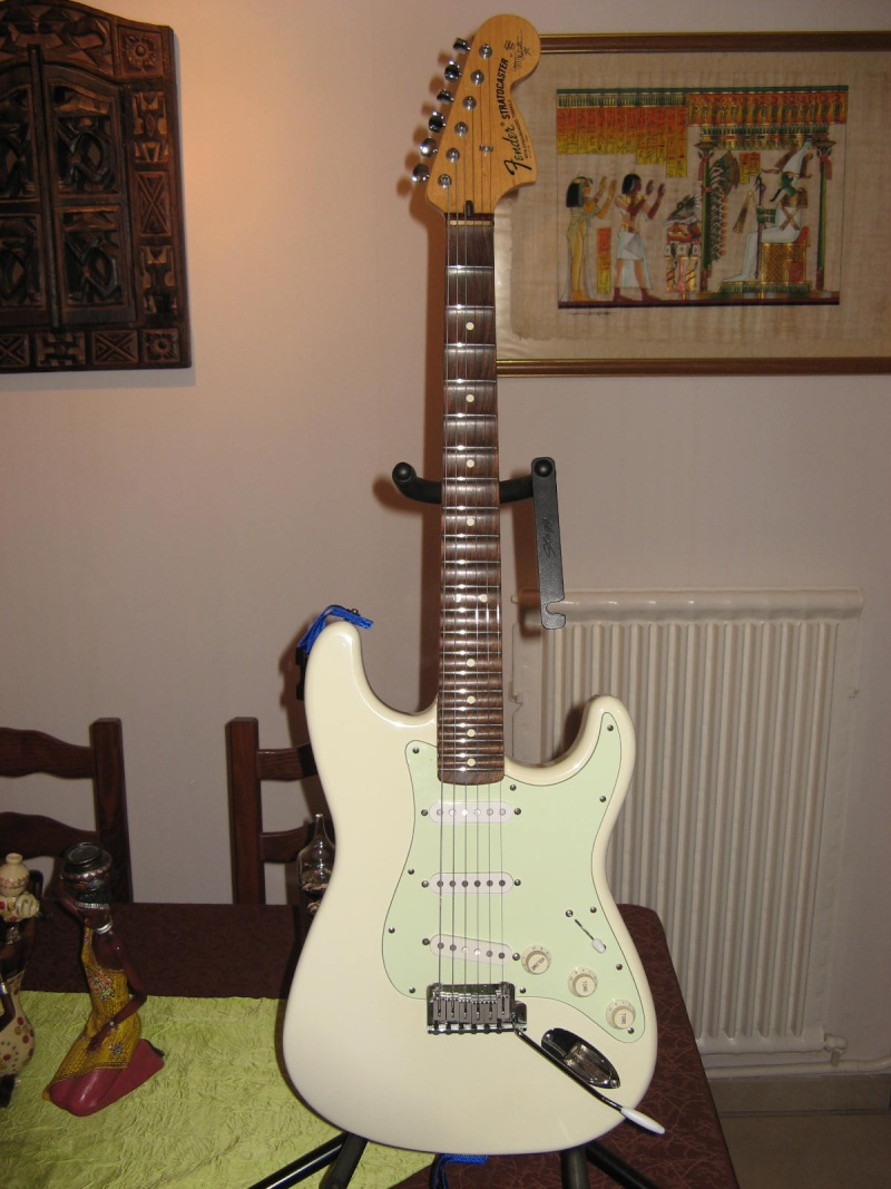 upgrade strat Malmst12